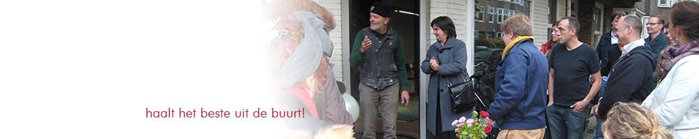 Banner opening buurtkamer 2012 10 14